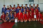команды г.Владивосток, г.Арсеньев и п.Пограничный - призёры турнира