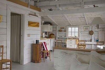 дом и интерьер сельский стиль