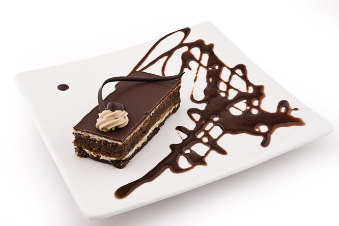 фотосъемка сладких блюд для меню