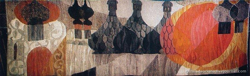 В. Платонова. «Московская Русь» (1968). ГМЗ «Царицыно».