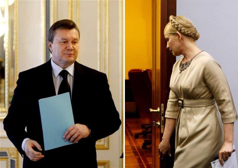 Верховная рада Украины отправила в отставку правительство Тимошенко