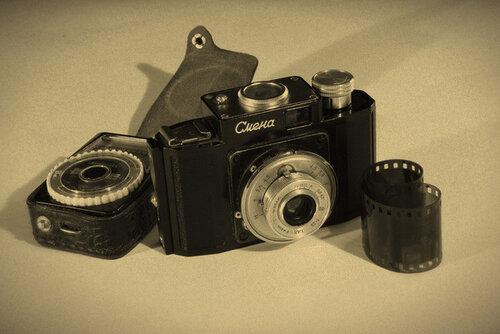 Фотоаппарат фотоаппарат смена