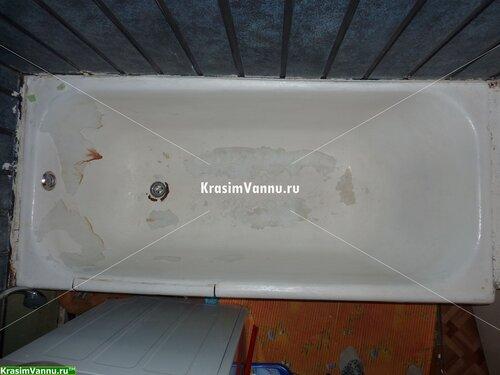 Эмалировка ванн г. Москва, 3й просп. Новогиреево - 04 - ДО
