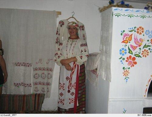 Сорочинская ярмарка. 14-19 августа 2007г.