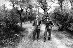 г. Хаймашкер 1986г слева на право Машков Николай, Гозиян Егор