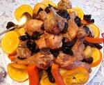 Курица-ассорти, любимое блюдо семьи