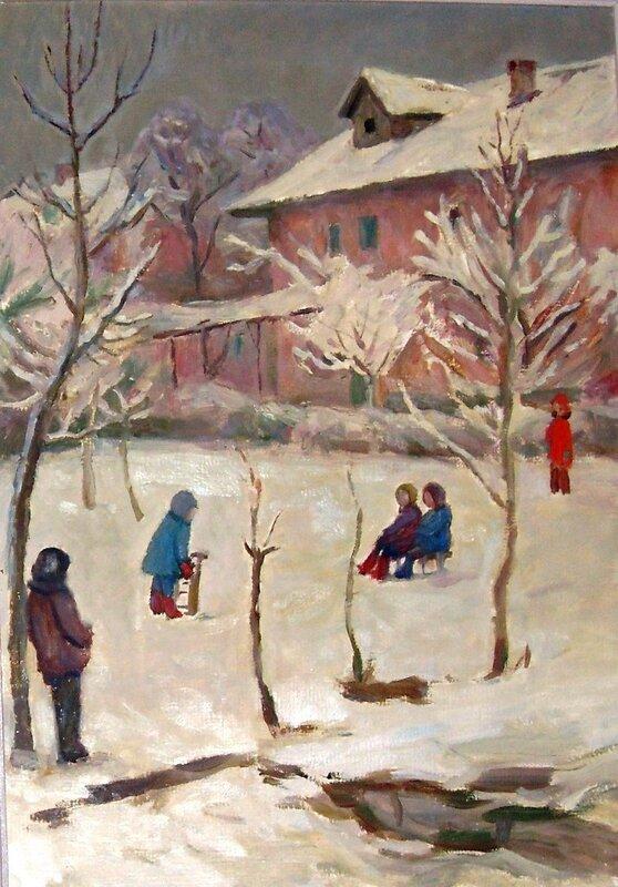 Выставка картин Тилькиева В.А. (15)