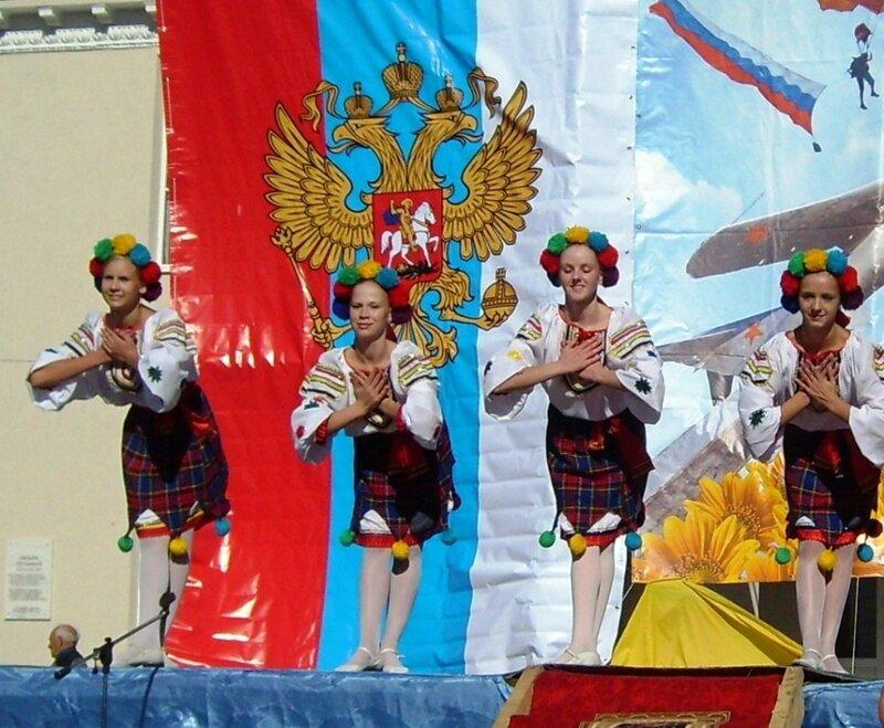 004. Праздник в Бриньковской. Фотограф Светлана Левада (14)