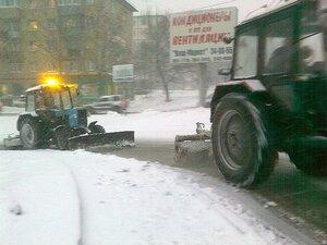 Этой зимой со снегом во Владивостоке будут бороться порядка двухсот единиц спецтехники