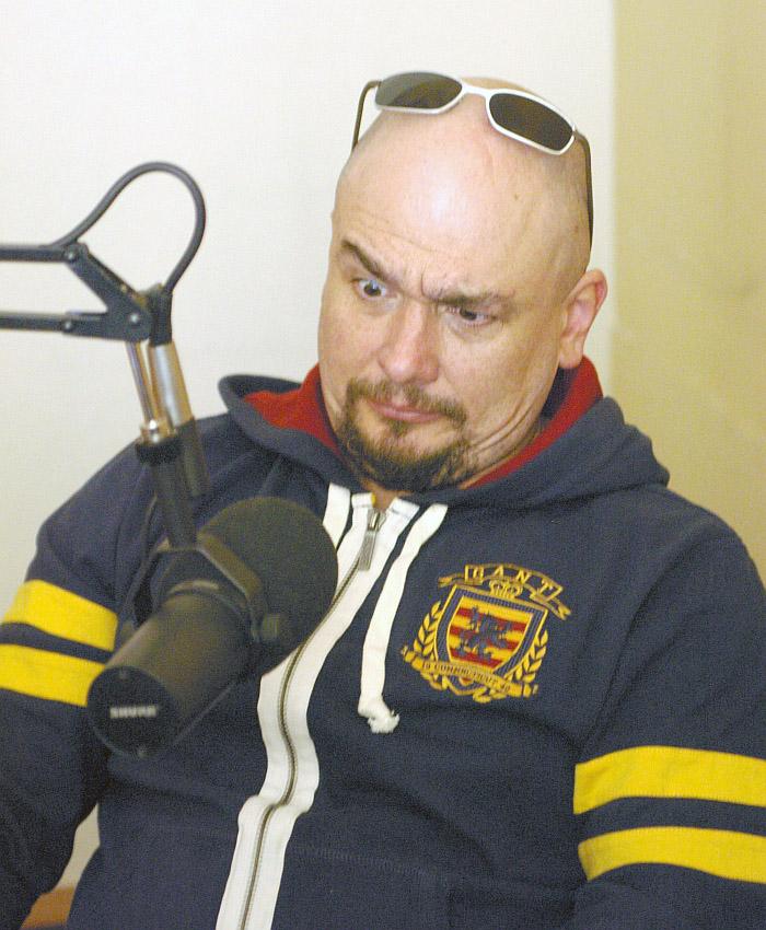 Трофим во Владивостоке на радио шансон