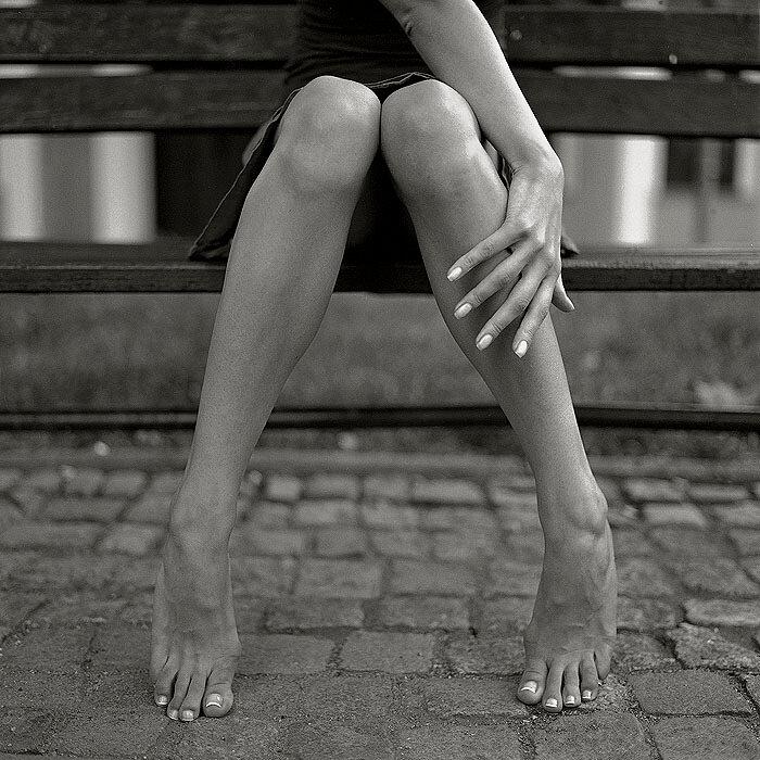 Ах,эти ножки,фото Pawel Chrzanowski