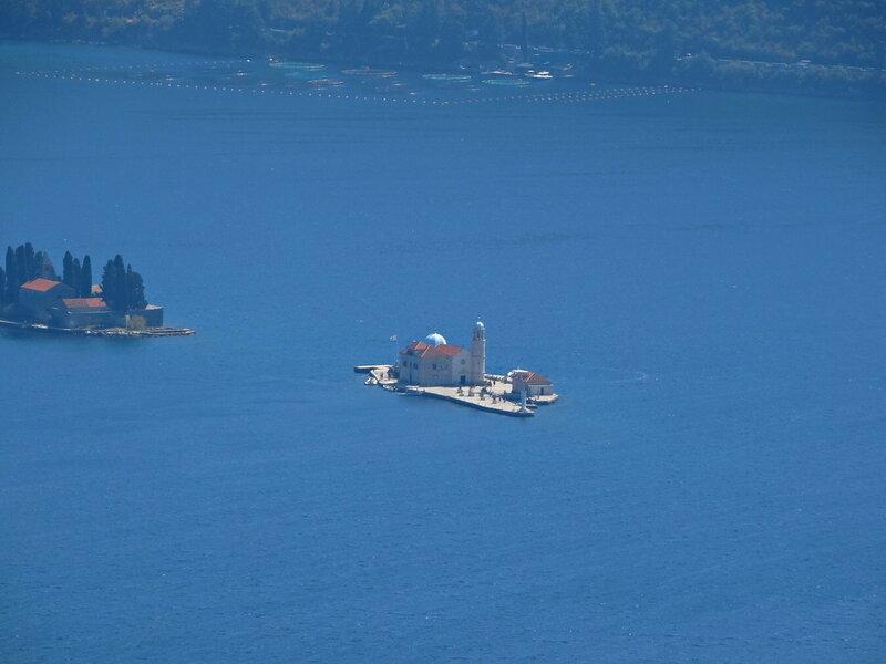 Остров Богородицы. Черногория