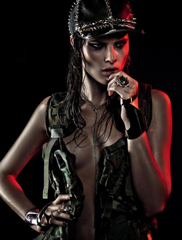 Бразильская модель Изабели Фонтана в журнале Vogue. Фотографии 0 141b12 b5d19af orig