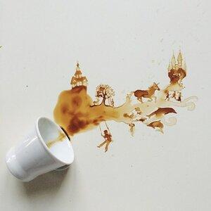 Giulia Bernardelli: Кофейные миниатюры