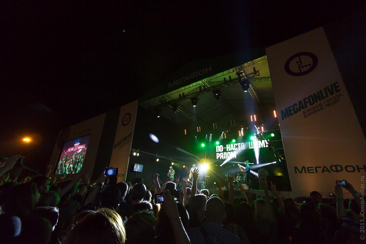 Концерт Сплин Самара 19