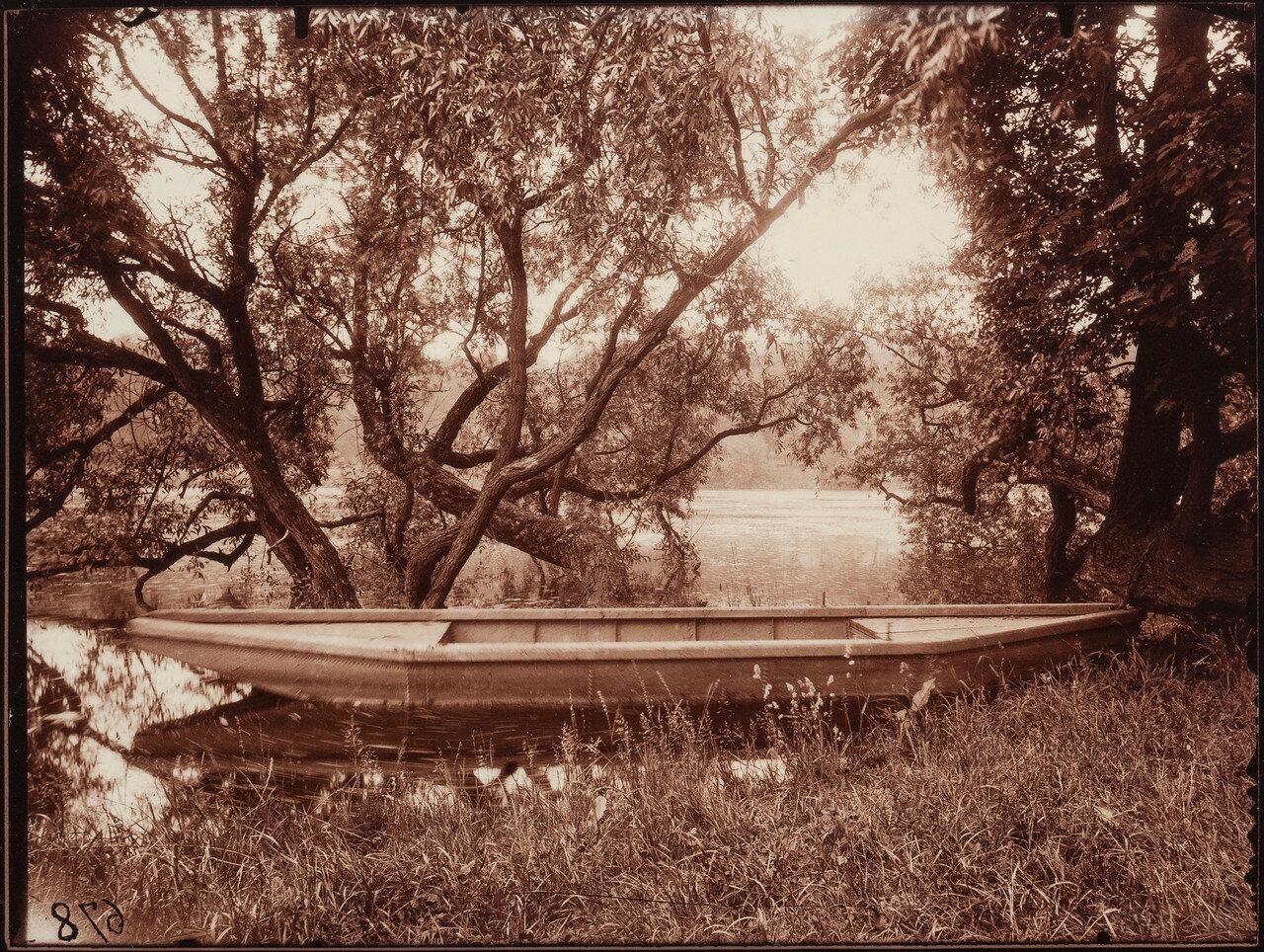 1909. Озеро Коро возле гостиницы Отель «Ле Этан де Коро»