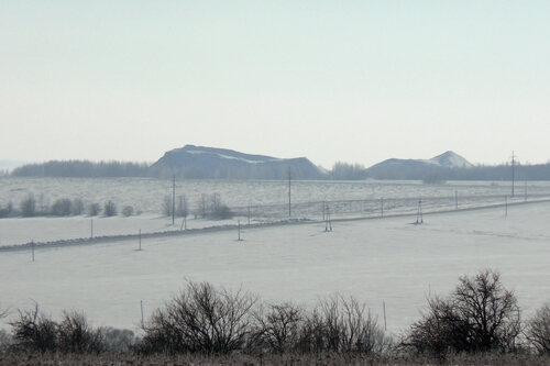 Арцыбашевские шахты