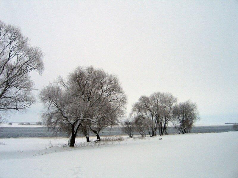 У Ильмень-озера