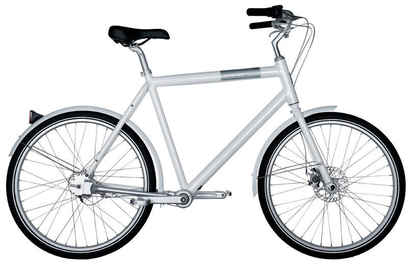 biomega Amsterdam bike