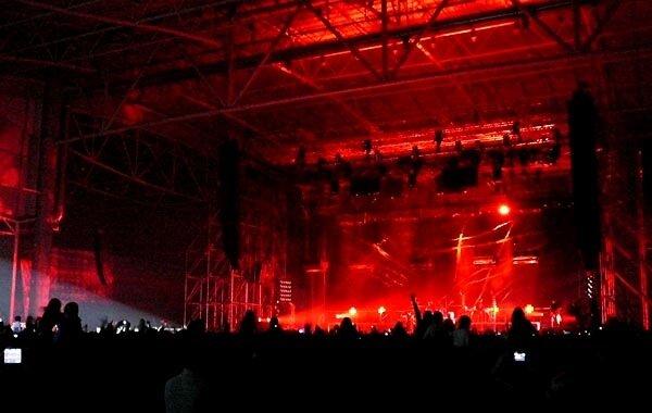 Rammstein 2010.03.09 - Концерт в Киеве