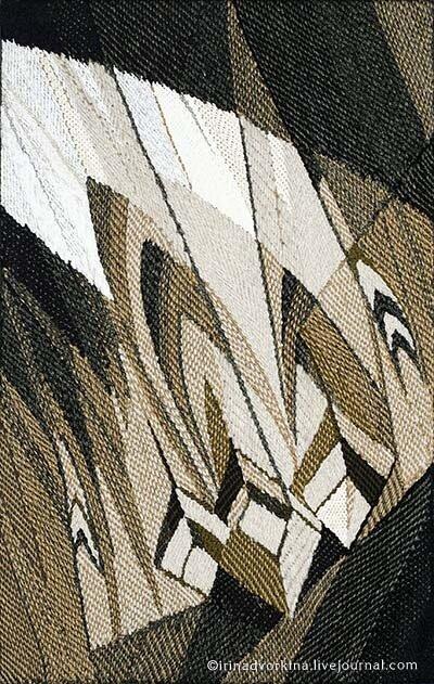В. Гончаров. Фрагмент триптиха «Пробуждение» (2005)