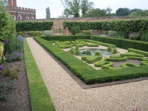 Hampton Court South Gardens