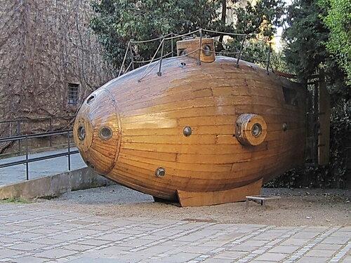 самые первые лодки в мире