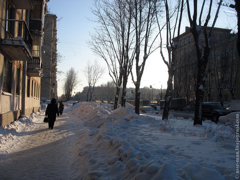 Улица Ленсовета