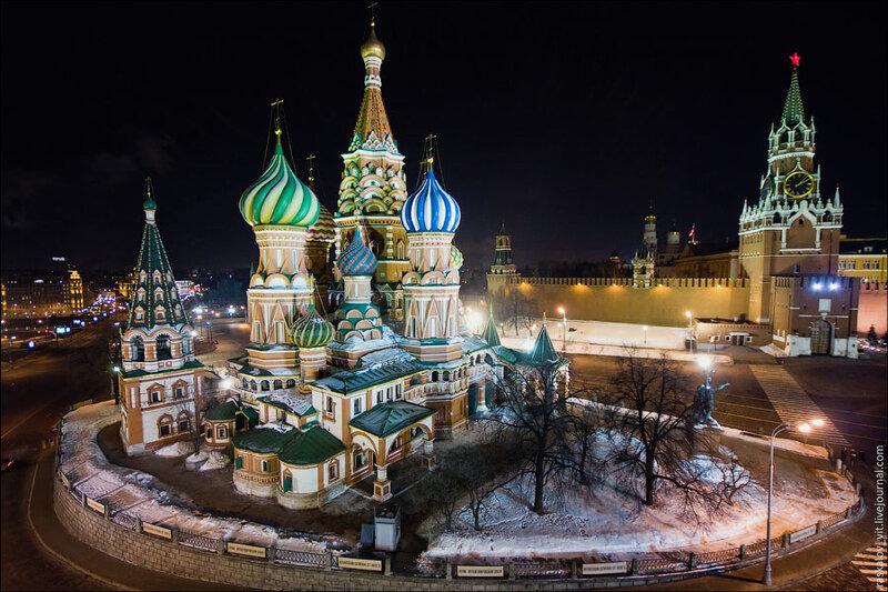 Фото Виталия Раскалова.