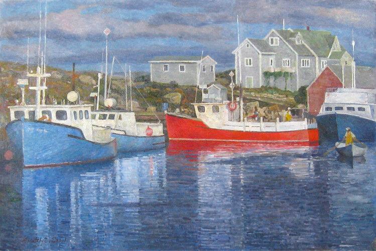 FishingBoatsUp