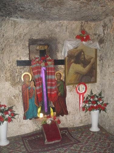В темнице Христа