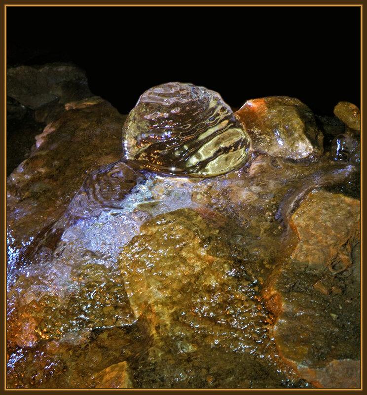 Подземные алмазы