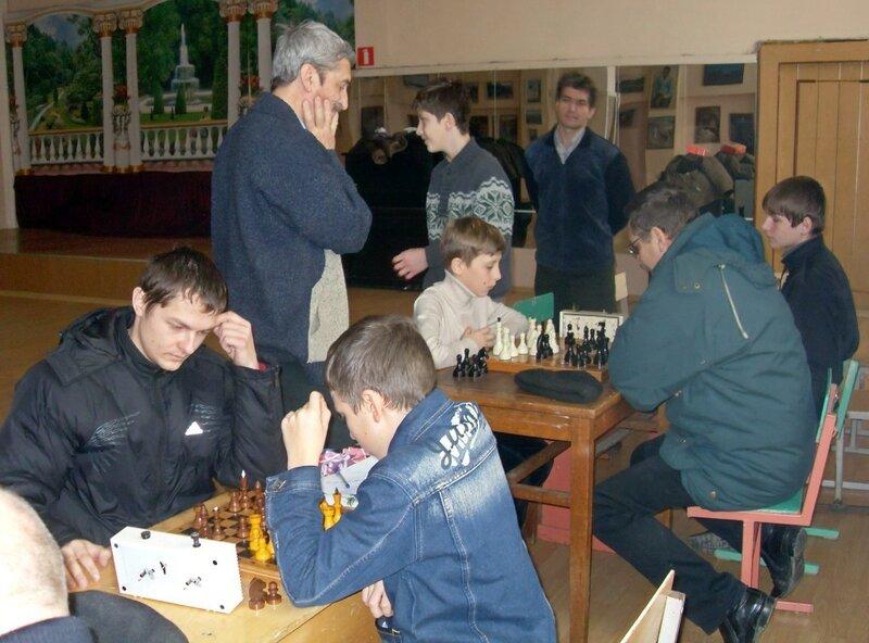 Шахматный турнир (1)