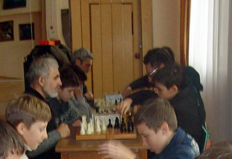 Шахматный турнир (5)