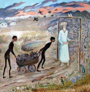 Выставка картин Тилькиева В.А. (4)