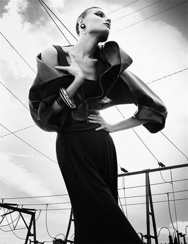 Magdalena Frackowiak by Greg Kadel / Numero 111