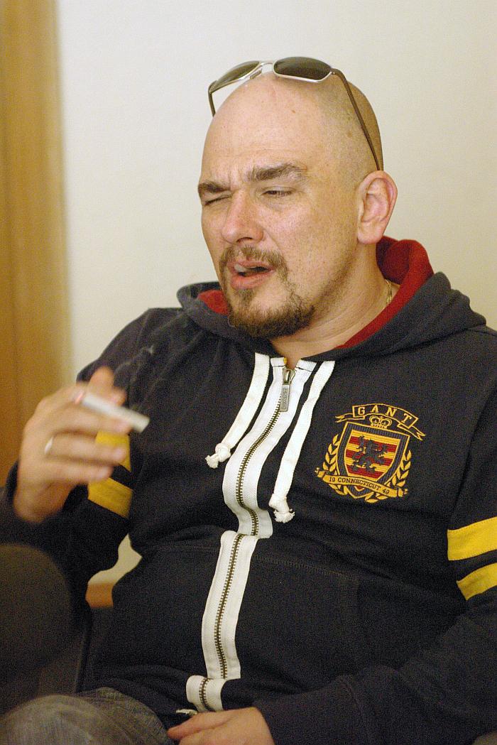 Сергей Трофимов на радио Шансон-Владивосток