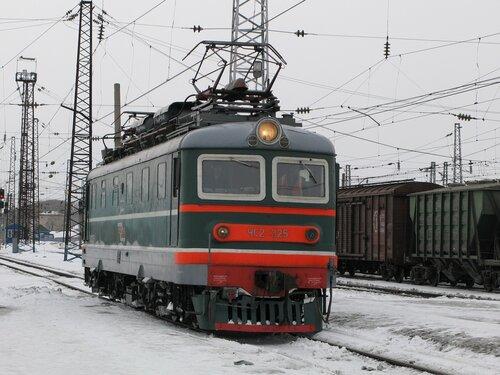 электровоз ЧС2-325