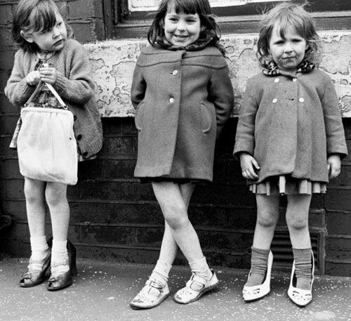 три подружки модницы