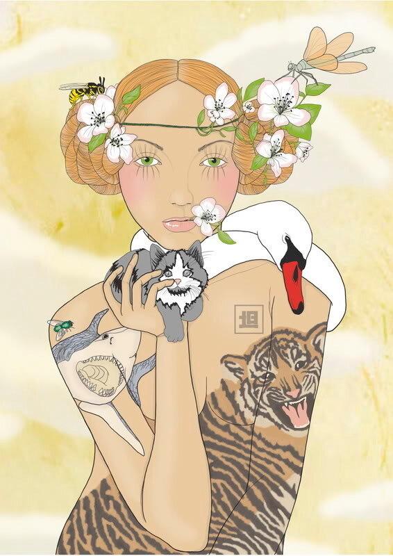 иллюстрации,рисунки Ninel Sadykova