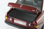 Mercedes-Benz 190 E Autoart for Mercedes-Benz B6 604 0383