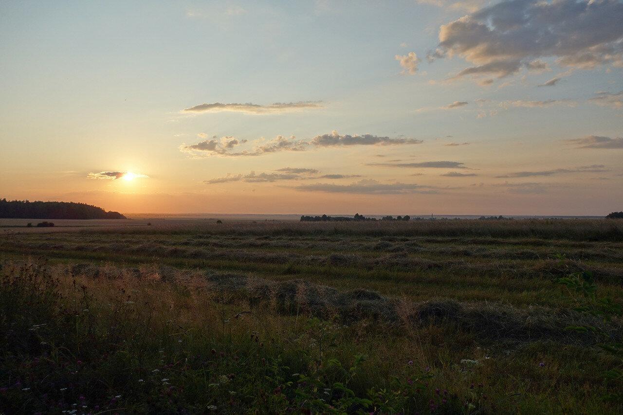 поля и перелески Копыльского уезда