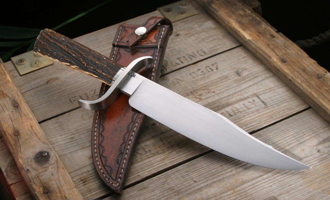 Типы лучших боевых ножей