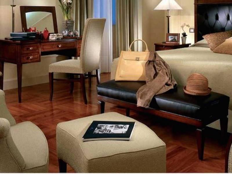 11. Мечта: как приятно отдохнуть в этом шикарном люксе в Centrale Palace Hotel после целого дня осмо