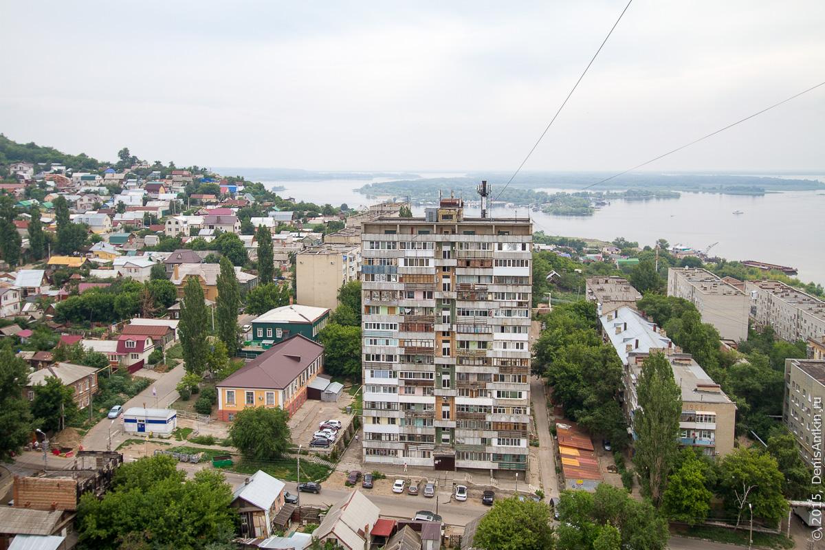 Саратов панорама крыша 5