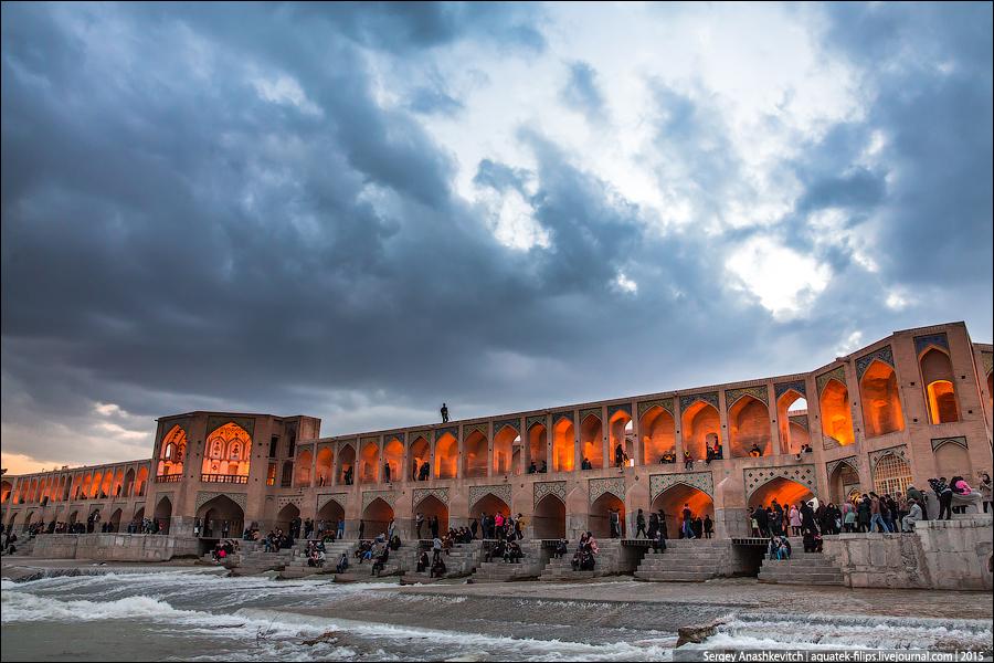 Мосты Исфахана
