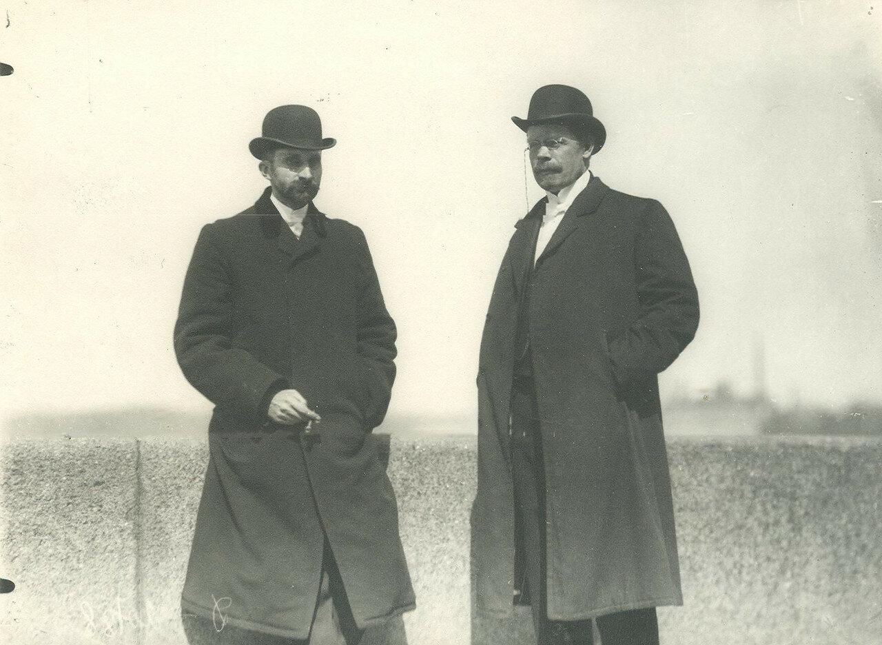Два депутата Первой Государственной думы