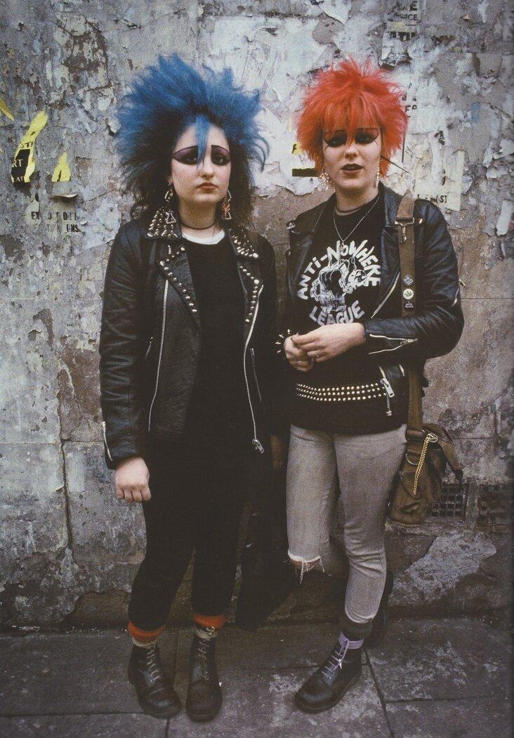 1982. Девушки из Сохо