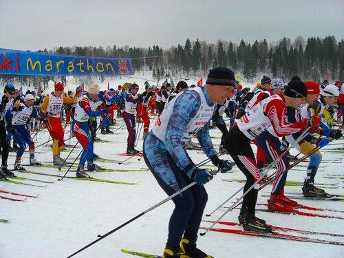Дёминский марафон 2010.