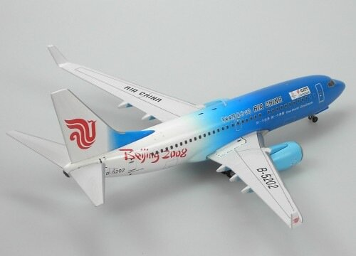 "B737-700 (Air China ""Beijing 2008"")"
